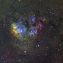 NGC 7822 in SHO-LRGB,                                equinoxx