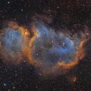 Soul Nebula - IC1848 - SHO,                                Thomas Richter