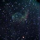 NGC 2359 Thor's Helmet,                                Mike Pelzel