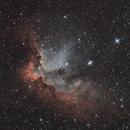 NGC7380 the Wizard - Le sorcier,                                Werny Michael