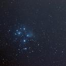 M45 with Mars,                                Martijn
