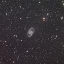 Great Barred Spiral NGC1365,                                Julian Shaw