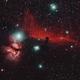 Horsehead Nebula,                                Boutros el Naqqash