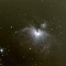 Messier 42,                                amateurastroblogger