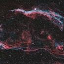 NGC6960,                                Bradisback