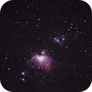 M42 in Orion,                                Cindy Mathe