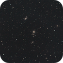 The Condor Galaxy NGC 6872 top & NGC 6876 and Companions in Pavo.,                                Mark Sansom