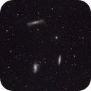 The Leo Triplet,                                wadeh237