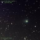 Comet PANSTARRS C/2017 T2,                                John O'Neal, NC Stargazer