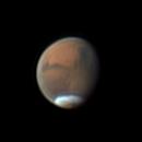Mars with Syrtis Major & Hellas,                                Chappel Astro