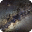 Milky Way Core,                                Mateus