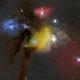 Rho Ophiuchi complex,                                Gary Plummer