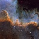The Cygnus Wall,                                Jari Saukkonen