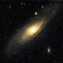Messier 31,                                Karoass