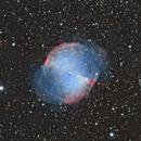 M27 - Dumb Bell Nebula,                                Tony Benjamin