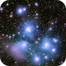 m45 The Pleiades,                                Mike Miller