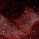 North American Nebula,                                Stewart