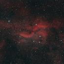 Propeller Nebula in Cygnus,                                Jon Rista