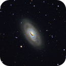 M64 The Black Eye Galaxy,                                hbastro