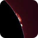 TIME LAPSE: A FAT TWISTING PROMINENCE CAPTURED ON JULY 23 ,                                Gabriel - Uranus7