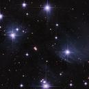 Maia and Merope Nebulae,                                WJM Observatory