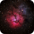 Trifid Nebula,                                Craig