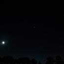 Moon-Mars-Saturn-Jupiter April 16, 2020,                                JD