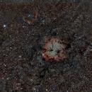 NGC7055-constellation de Céphée,                                laup1234