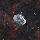NGC 6888 - Crescent Nebula,                                Rhett Herring