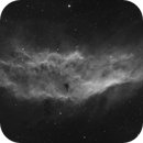 California in Black and White NGC 1499,                                Florian_Pieper