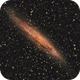 NGC 4945 revisited in LRGB,                                Fabian Rodriguez...