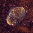 NGC6888 Crescent Nebula,                                Mathias Radl