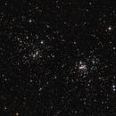 NGC 869/884, h and χ Persei,                                Alexander Sorokin