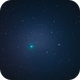 Comet 46P/Wirtanen — Dec. 6th, 2018 — Nova Odessa, Brazil,                                Matheus Pratta