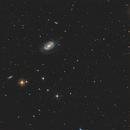 NGC 4725,                                Simon