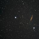 The Tweezers Galaxy - With a New Setup,                                HaydenAstro(NZ)