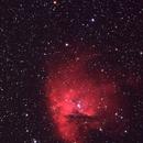 NGC 281 PACMAN NEBULA,                                Marco Schrievers