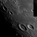 Atlas near terminator,                                Astronominsk