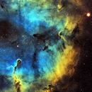 Elephant Trunk IC 1396,                                Kieron Boost