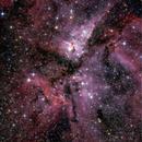 eta Carinae nebula,                                andrealuna