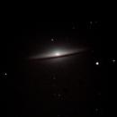 M104 Sombrero Galaxy,                                jballester