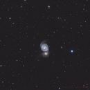 M51: The Whirlpool Galaxy,                                mads0100