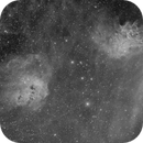 IC405/410 - first light Astrel AST8300,                                tommy_nawratil