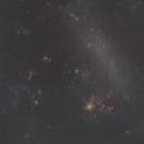 Large Magellanic Cloud,                                Paul Hancock