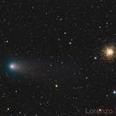 Comet Garrad and M15,                                Lorenzo Siciliano