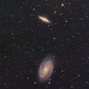 M81 M82 bode's galaxy,                                cguvn