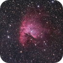 NGC 281 Pac Man Nebula,                                SmackAstro