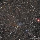 Vdb141 - The Ghost Nebula,                                Régis Le Bihan