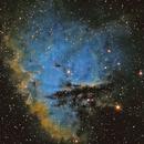 NGC 281 The Pacman Nebula,                                Kevin Fordham