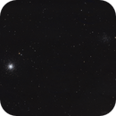M53 and NGC 5053,                                lefty7283